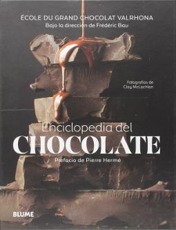 Portada de Enciclopedia del chocolate