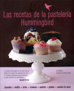 Portada de Las recetas de la pastelería Hummingbird