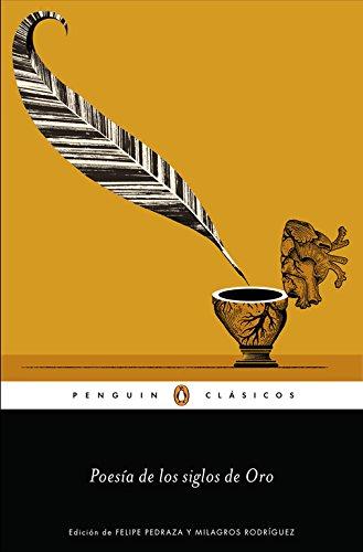 Resultado de imagen para poesia de los siglos de oro penguin
