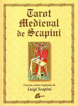 Tarot medieval de Scapini
