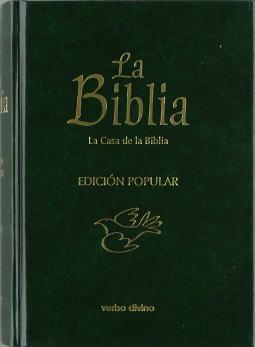 La Biblia (edición popular)