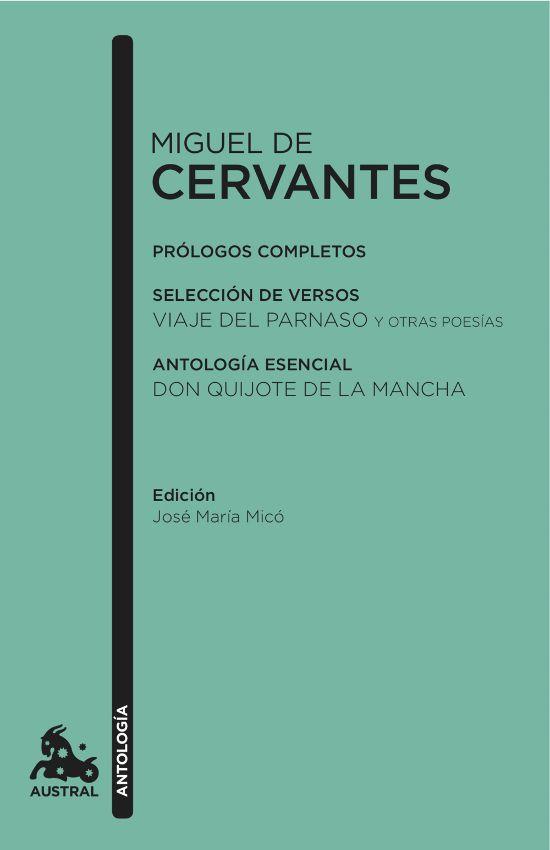 Miguel de Cervantes Antología