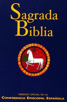 Sagrada Biblia versión oficial de la Conferencia Episcopal Española