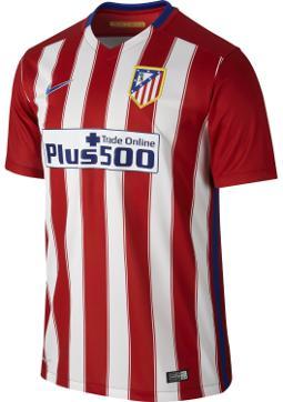 Camiseta oficial Nike del Atlético de Madrid
