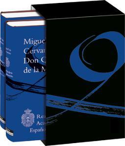Don Quijote de la Mancha edición del Instituto Cervantes