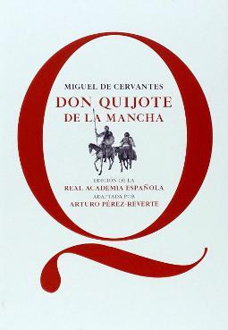 Don Quijote de la Mancha edición escolar