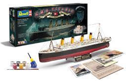 Maqueta Jahre del Titanic