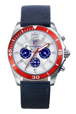 Reloj oficial del Atlético de Madrid