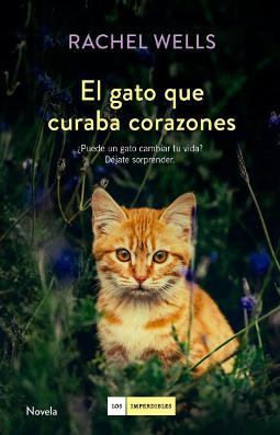 Portada de El gato que curaba corazones