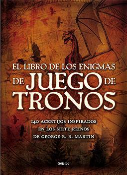 El libro de los enigmas de Juego de Tronos