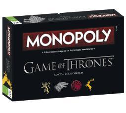 Monopoly edición Juego de Tronos