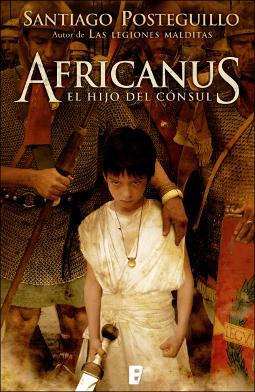 Portada de Africanus el hijo del cónsul