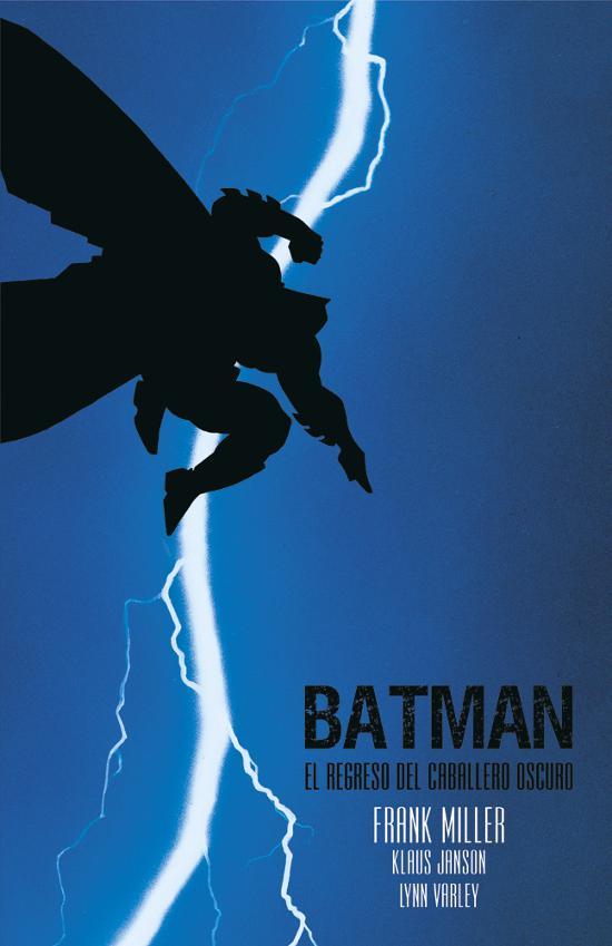 Batman El Regreso del Caballero Oscuro edición deluxe
