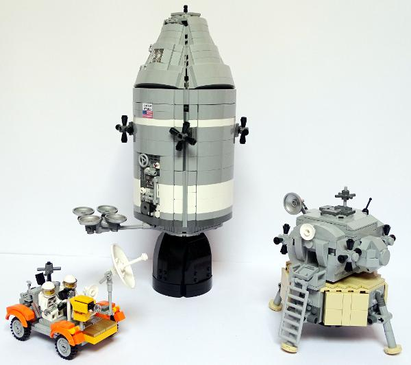 Apollo Program Moon Explorers