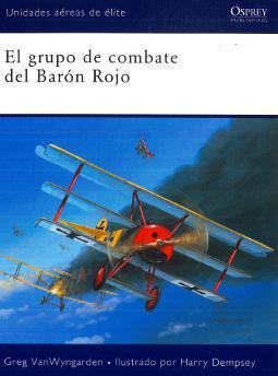 El grupo de combate del Barón Rojo