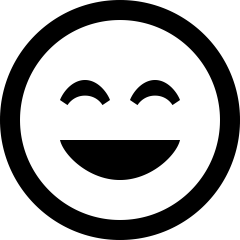 Imagen iconmonstr-smiley-8-240