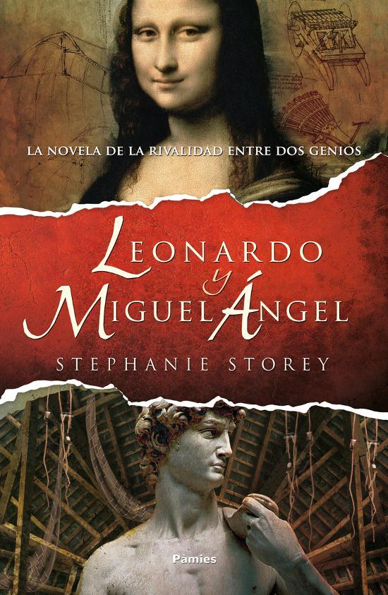 Leonardo y Miguel Ángel