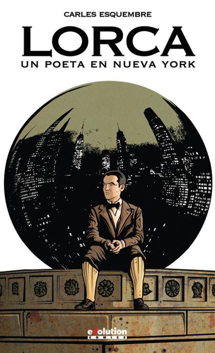 Lorca. Un poeta en Nueva York