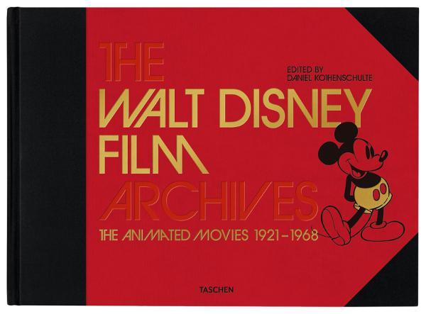 Los archivos de Walt Disney