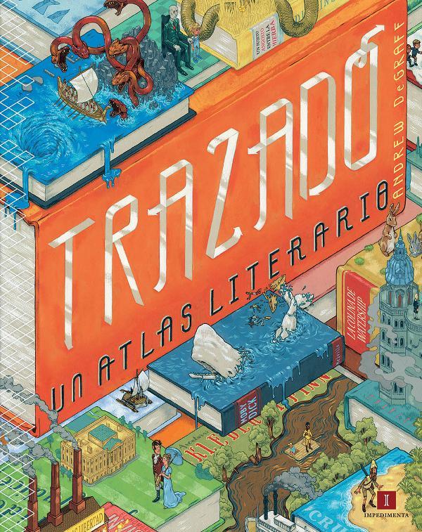 Trazado: Un atlas literario