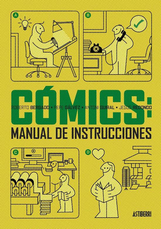 Comics manual de instrucciones