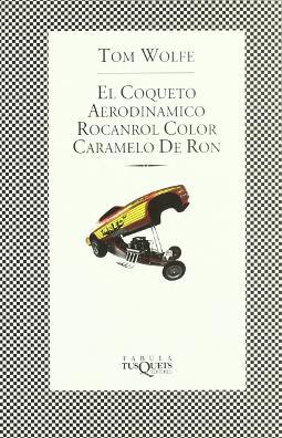 El coqueto aerodinámico rocanrol color caramelo de ron