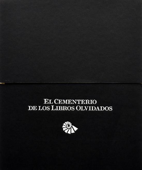 Estuche Tetralogía (El Cementerio de los Libros Olvidados)