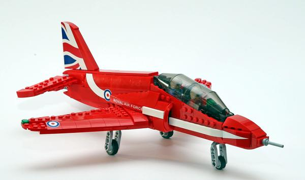 Red Arrows Hawk