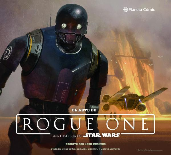 Star Wars: El arte de Rogue One