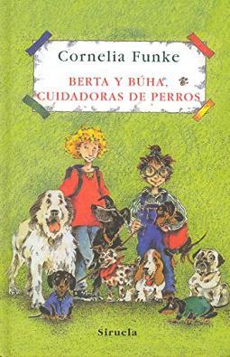Berta y Búha, cuidadoras de perros