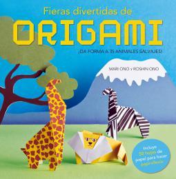 Fieras divertidas de origami