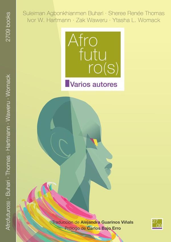 Portada de Afrofuturos