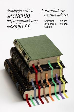 Portada de Antología crítica del cuento hispanoamericano del siglo XX