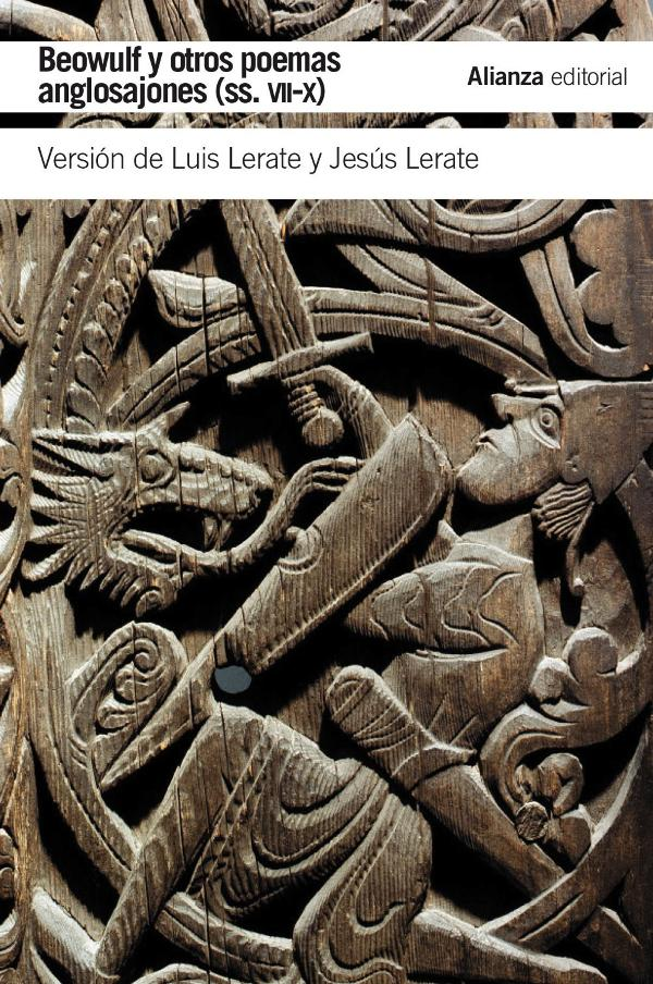 Portada de Beowulf y otros poemas anglosajones