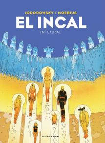 Portada de El Incal