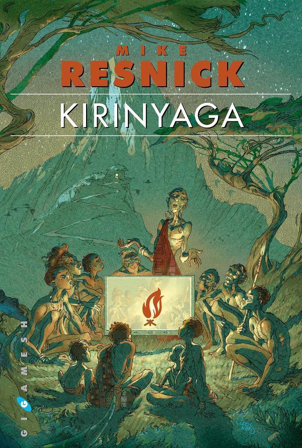 Portada de Kirinyaga