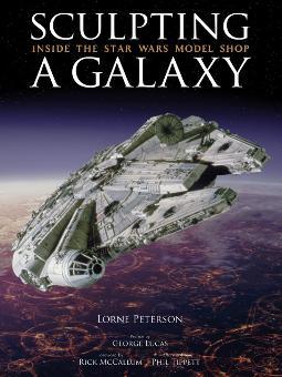 Sculpting a Galaxy Inside the Star Wars Model Shop
