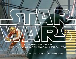 Star Wars Las aventuras de Luke Skywalker, Caballero Jedi