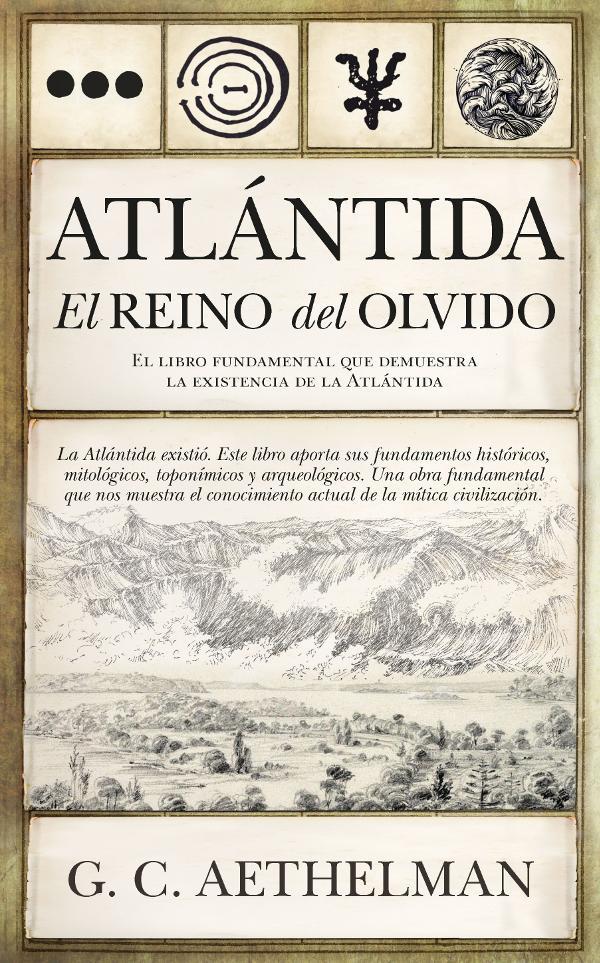 Portada de Atlántida