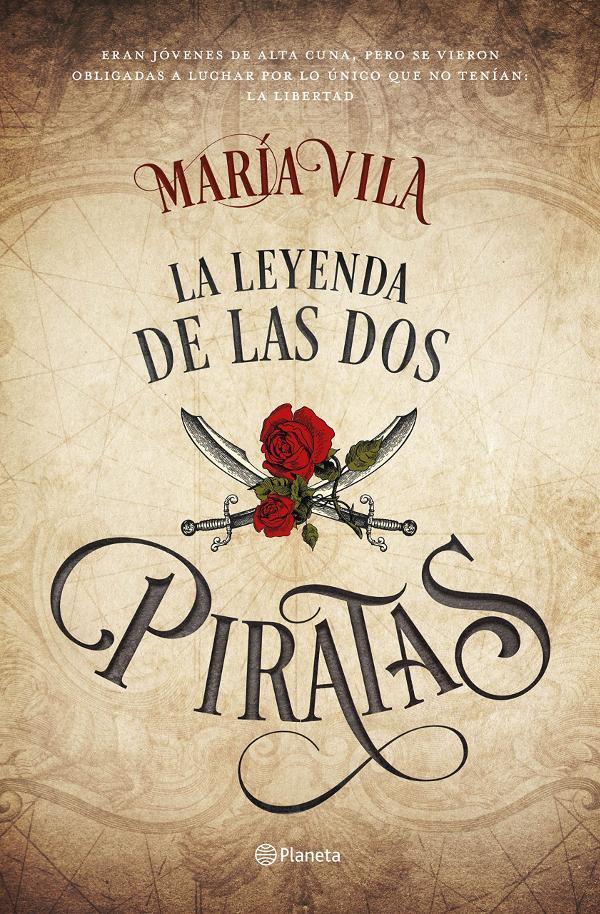 Portada de La leyenda de las dos piratas