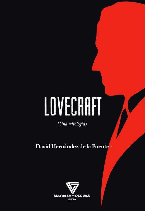 Portada de Lovecraft. Una mitología