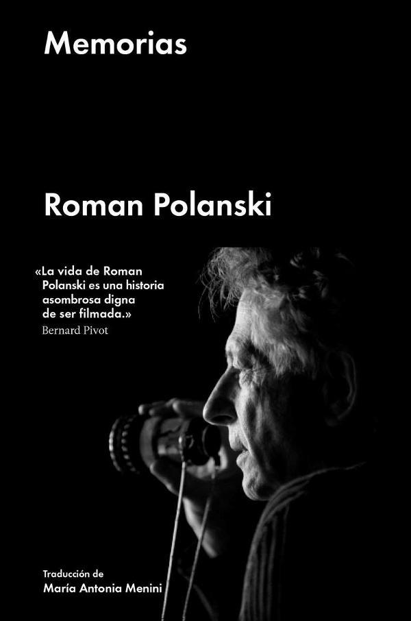 Portada de Memorias de Roman Polanski