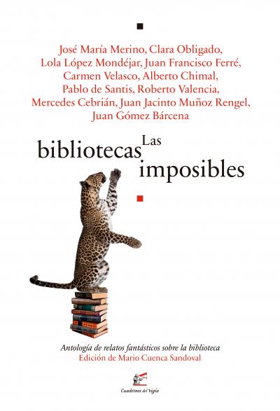 Portada de Las bibliotecas imposibles
