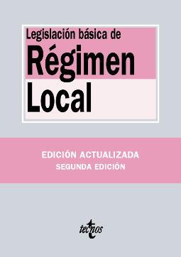 Legislación de Régimen Local
