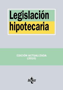 Legislación Hipotecaria