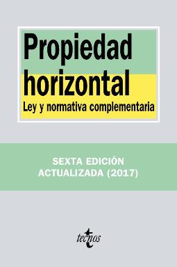 Ley de la Propiedad horizontal