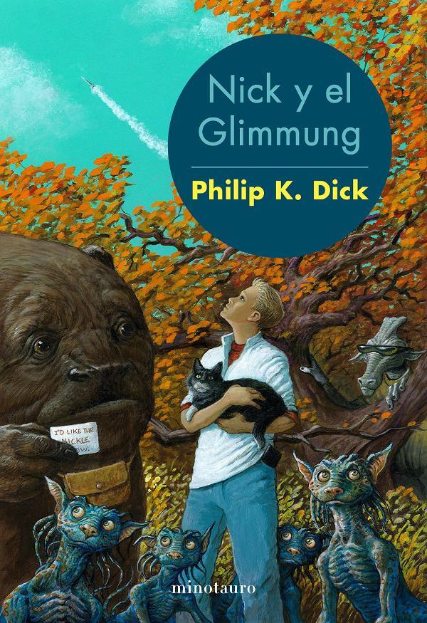 Portada de Nick y el Glimmung