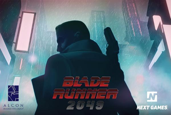 Portada de Vídeojuego sobre Blade Runner 2049