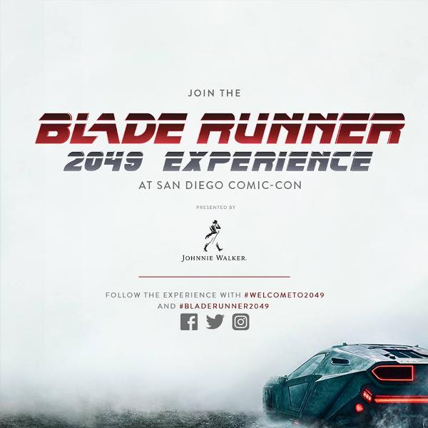 Blade Runner 2049 Experience
