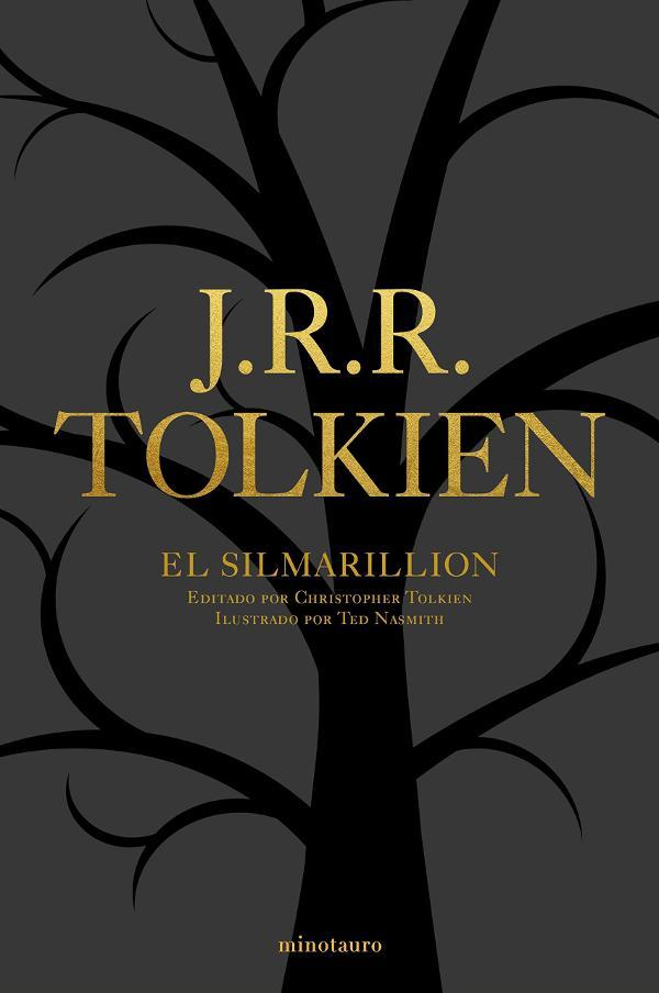 Portada de El Silmarillion 40 aniversario